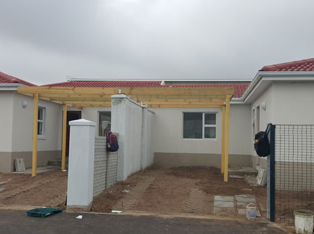 Cape Roof - Affordable Housing Projects