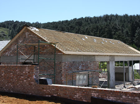 Cape Roof - Residential Gangnail Trusses