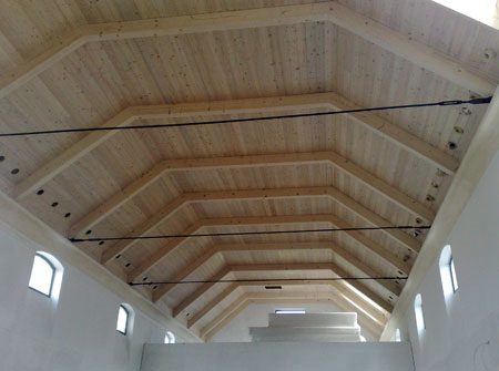Cape Roof - Specialised Trusses